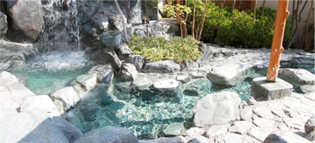 Hot springs of Yugawara
