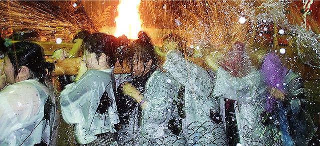 Yukake festival