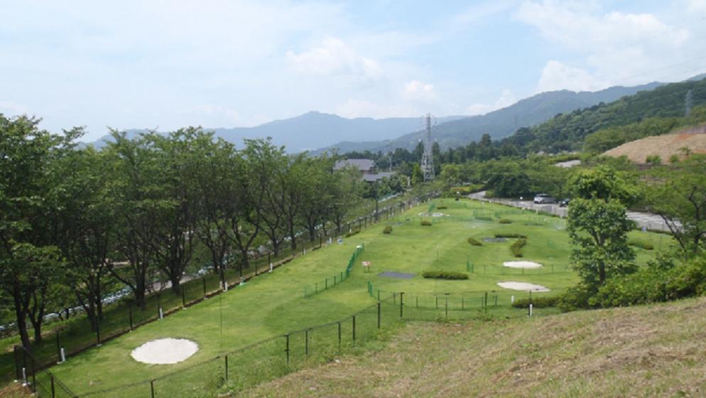 Yugawara-machi Sogo Undo Park Golf Course