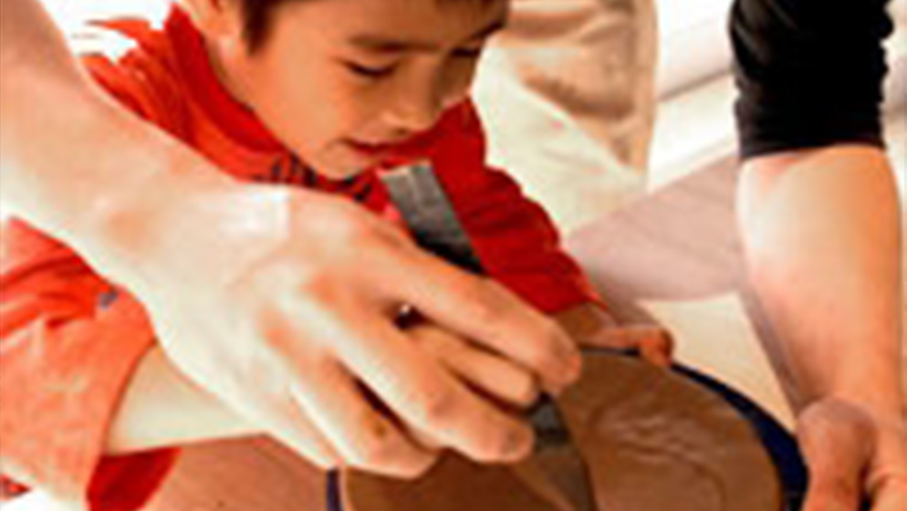Hands-on Pottery & Pottery Class Goens